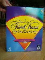 CD ROM - Trivial Pursuit w/ Screen Saver (Win 98 )New -FREE if..