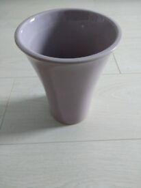 Ceramic Tall Flower / Plant Pot
