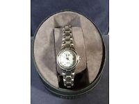 Citizen Ladies Eco-Drive Silver Watch