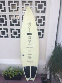 6'0 swallow tail fourth