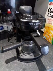 Delonghi cafe sorrento coffee maker