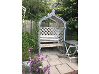 Rowlinson 2 seater Arbour