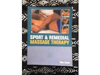Sport & Remedial Massage Therapy book