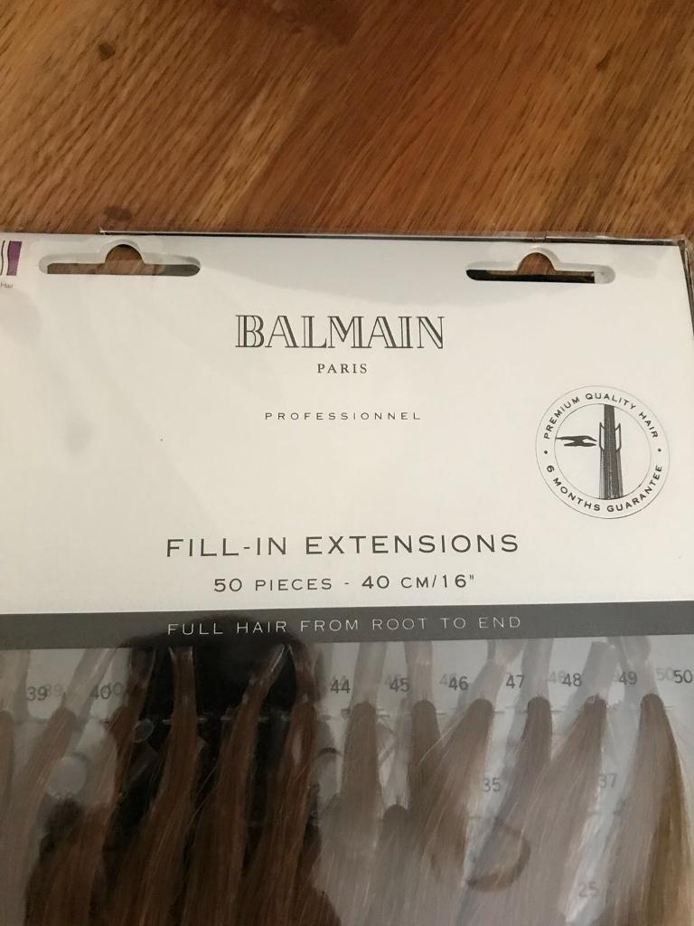 Balmain Hair Extensions In Peterborough Cambridgeshire Gumtree
