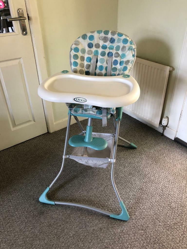 Graco highchair   in Dunblane, Stirling   Gumtree