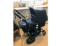 Bugaboo Cameleon 3 classic Pram with Extras