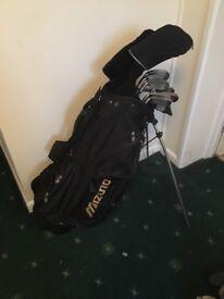Lady's golf clubs
