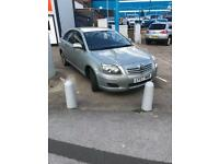 2007 avensis 2.0 d with mot spares or repairs