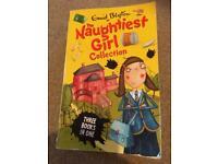Enid Blyton Naughtiest Girl 3 in 1 book