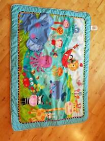 Fisher Price Jumbo playmat (two)