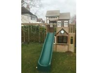 Kids Outdoor Play Centre