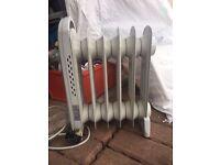 Dimplex freestanding Oil heater