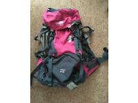 Karrimor 65L backpack