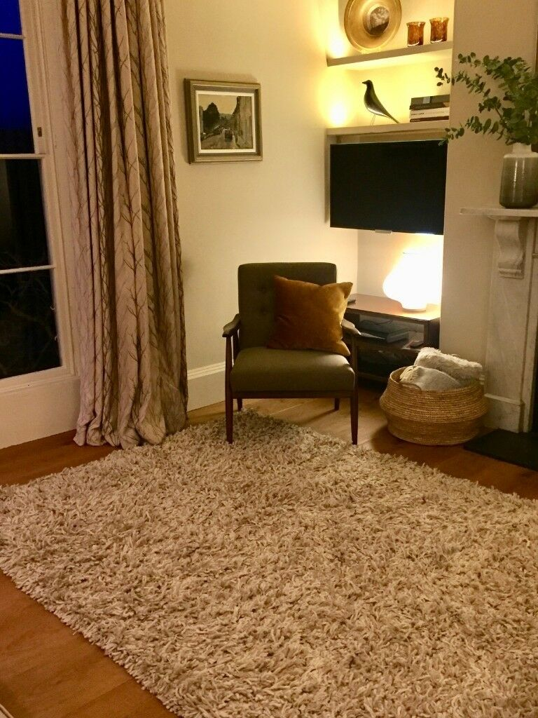 Habitat Gus Large Cream Wool Rug 170 X 240cm Rrp 450 In Bath Somerset Gumtree