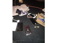 Iphone ipad etc spairs or repairs