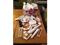 Wii / Wii compatible accessories - sold as job lot