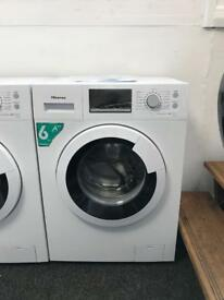 New Hisense 6kg A+ Washing Machine