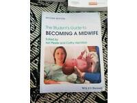 Students guide to becoming a midwife