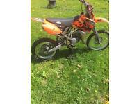 Ktm85 2007 bigwheel ( ktm yz kx cr rm 65 85 125 )