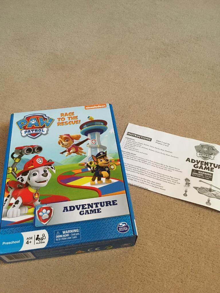 Paw Patrol Race to the Rescue game | in Beverley, East Yorkshire ...