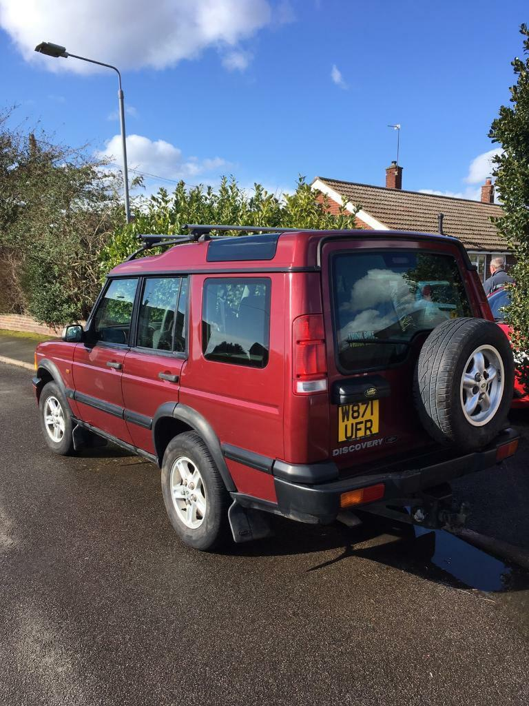 land rover discovery starter problems