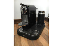 Nespresso and Milk steamer Coffee Machine by Magimix (Or Nearest Offer)