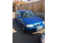 VW POLO 2001 SE AUTO 5dr HATCHBACK
