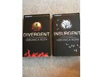 Divergent & Insurgent books