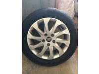 2013 Seat Leon Alloy Wheels