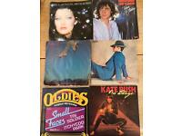 53 1970s 7 inch singles Roxy Music,Sparks,Beach Boys,Donna Summer Disco etc only 6 pic sleeves