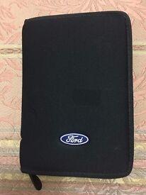 Ford Fiesta User's Guide/Manual