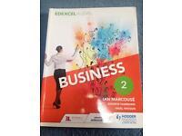 A level business edexcel