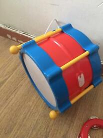 drum toy2pounds