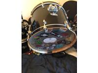 Mapex vxb drum kit!