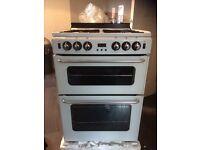 New world gas cooker 60cm