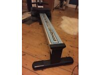Infiniti Fitness Systems Rowing Machine, 100AMP used but in excellent condition