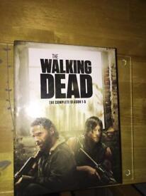 The Walking Dead season 1-5