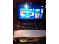 Acer aspire windows 8 laptop