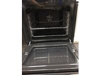 INDESIT Aria DDD5340CIX Electric Double Oven - Stainless Steel