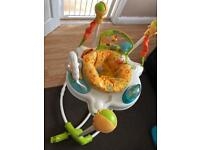 Jumperoo, like new, used a handful of times