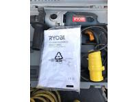 110 volt sds drill and transformer and lead