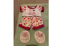 Build a Bear Clothes and accessories
