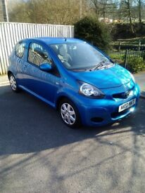 TOYOTA Aygo Only £20 per year road tax