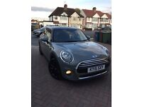 """Mini hatch auto in excellent condition Chilli pack+ 17"""" allow wheels"""
