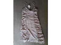 Burberry dress, powder pink colour, size 6 UK