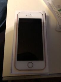 iPhone SE 32gb (EE) Rose Gold. Great Condition
