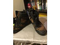 Rivaer Island ankle boots used size 39