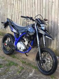 2016 Yamaha WR125X
