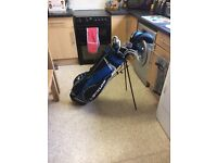 Golf set for sale, cheap needs gone!