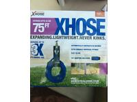 Hose pipe xhose expanding hose pipe 75ft brand new in box